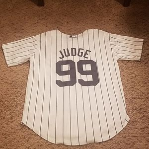 Yankees youth Judge jersey